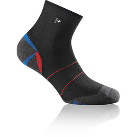 Rohner Silver Runner L/R II Socks black